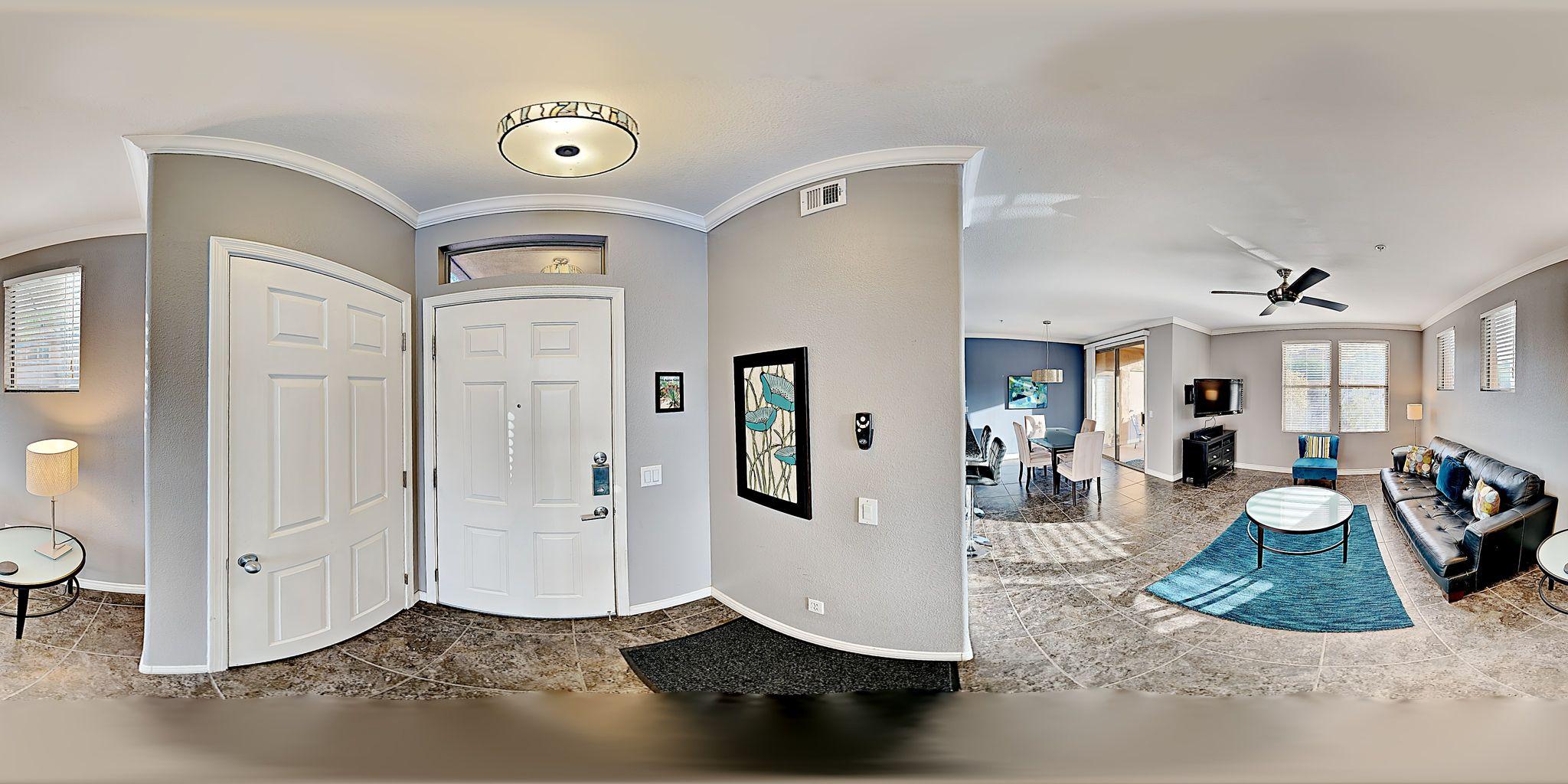 Obtén un vistazo de 360° de la distribución y las amenidades de esta propiedad.