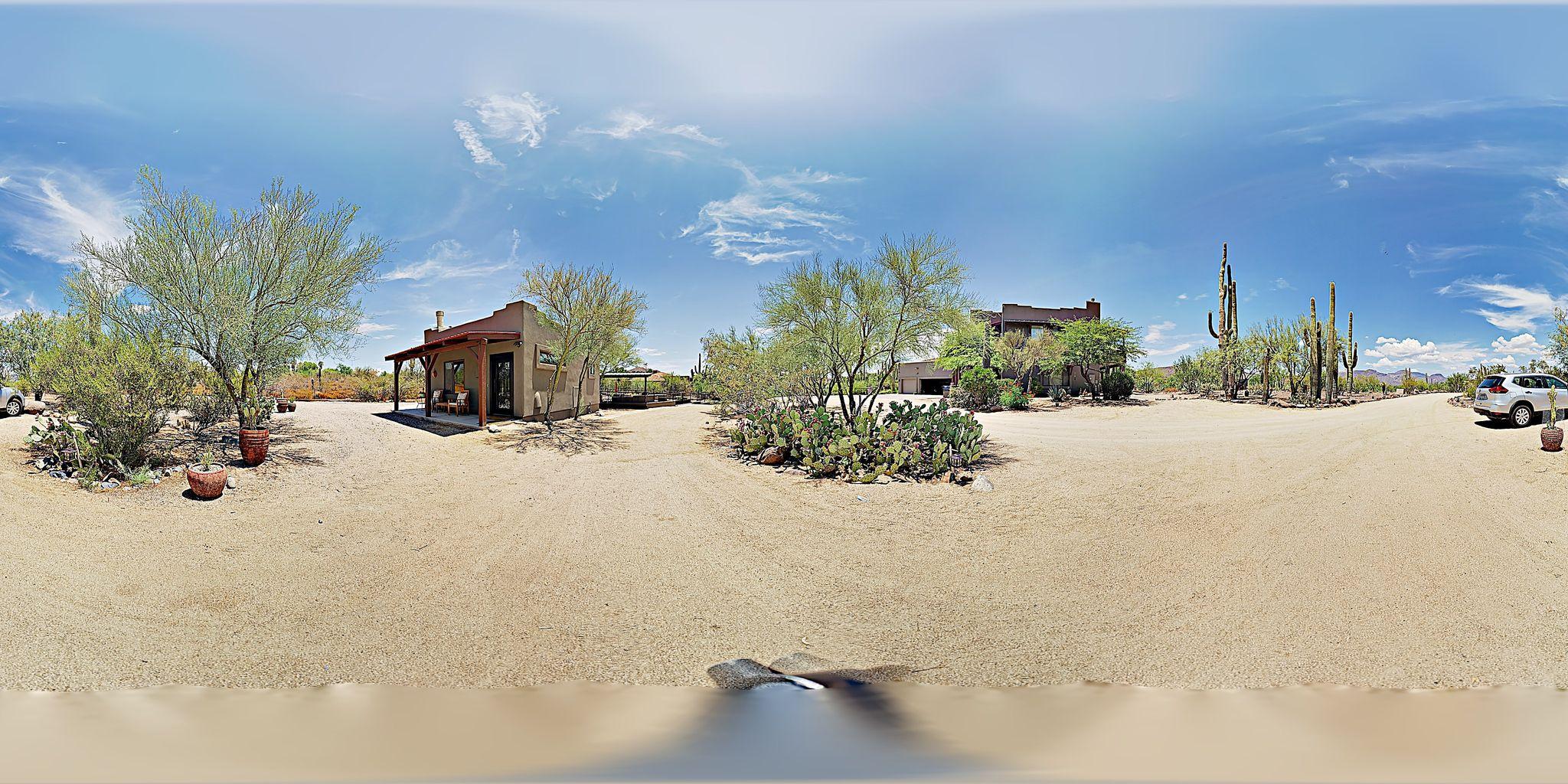 Vivez une expérience immersive 360degrés pour explorer la propriété et ses caractéristiques.